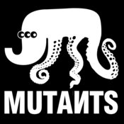 Mutants Alternative Logo