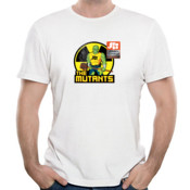 Team Mutants - RTP Shirt - Best Print Quality!