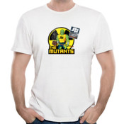 Team Mutants Basic Shirt - RTP Shirt - Best Print Quality!